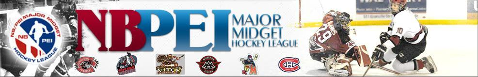 NB PEI Major Midget Hockey League